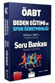 2021 ÖABT Beden Eğitimi Öğretmenliği Soru Bankası Çözümlü - Vedat Altan Kadir Koç Akademi